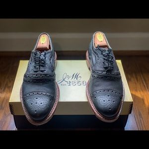 Johnston and Murphy McGavock Cap Toe